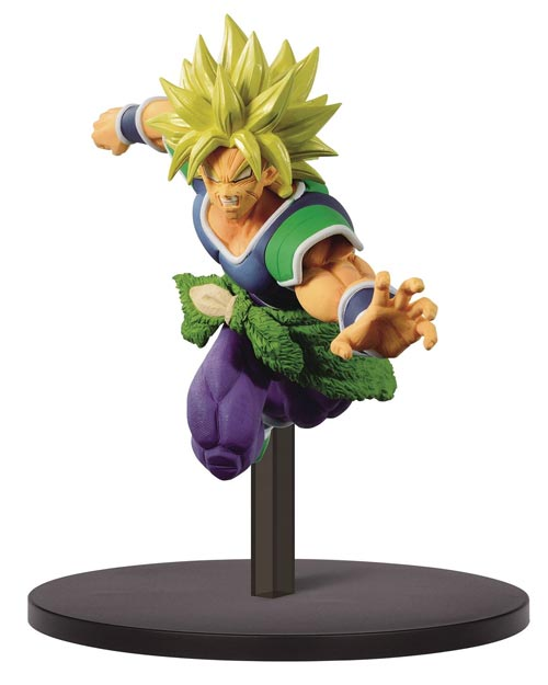 Dragon Ball Super: Match Makers Super Saiyan Broly Figure