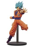 Dragon Ball Super: Chosenshiretsuden II V4 SSGSS Son Goku Figure