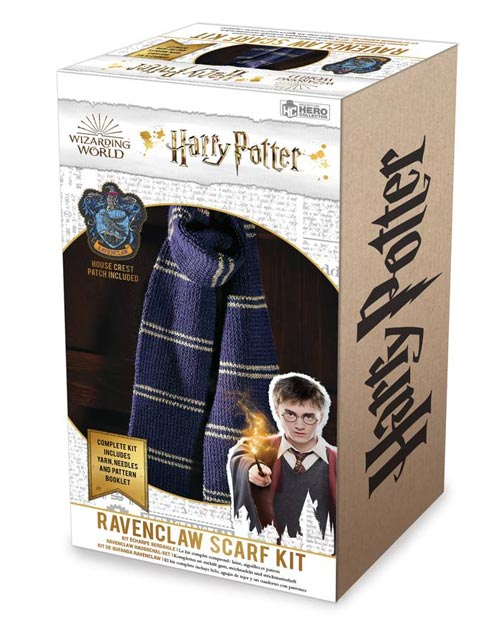 Harry Potter Ravenclaw Scarf Knit Kit
