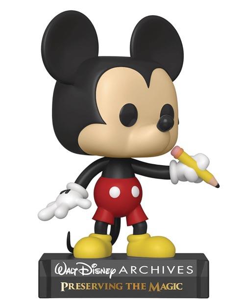 Pop Disney Archives Classic Mickey Mouse Vinyl Figure