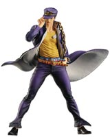 Jojo's Bizarre Adventure Part 3 Jotaro Kujo Brush Version 1 Figure