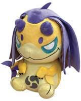 Monster Hunter Chibi Somnacanth Plush