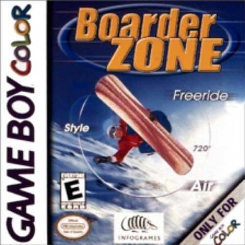 Boarder Zone