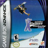 ESPN Winter X Games: Snowboarding 2002