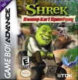 Shrek: Swamp Kart Speedway