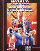 World Heroes Neo Geo AES