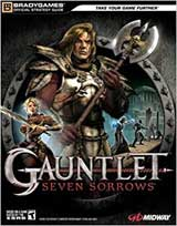 Gauntlet: Seven Sorrows Official Strategy Guide Book