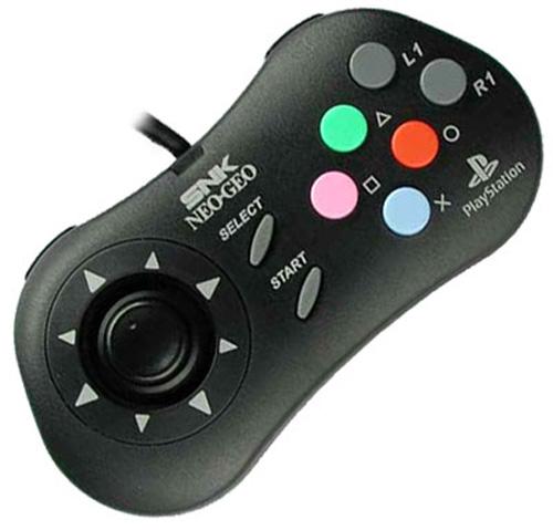 PS2 Neo Geo Pad 2 Controller