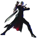 Devil May Cry 4 Nero Play Arts Kai Action Figure