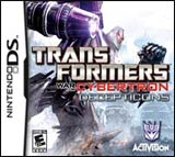 Transformers: War For Cybertron Decepticons