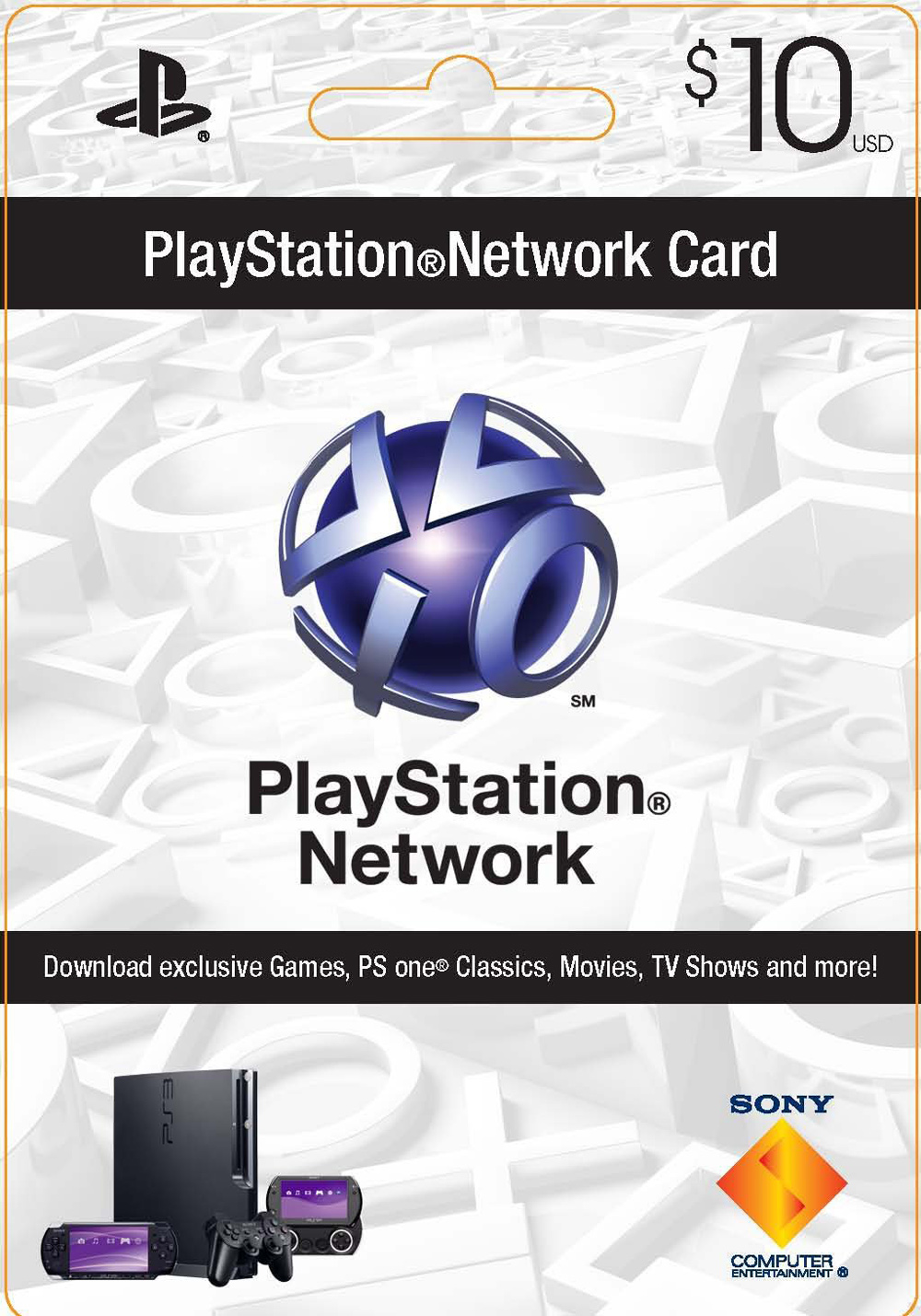 PlayStation Network Card $10