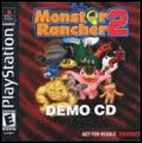 Monster Rancher 2 Demo CD
