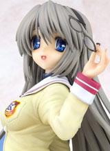 Clannad Tomoyo Sakagami School Uniform Ani-Statue