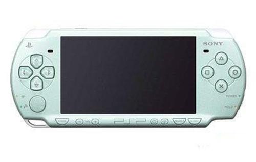 Sony PSP 2006 - Mint Green