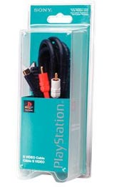 PlayStation 2, Playstation S-Video Cable by Sony