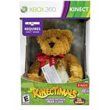 Kinectimals: Limited Edition Bundle with FAO Schwarz Bear Plush