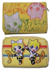 Vocaloid: Rin and Len Tri-Fold Wallet