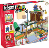 K'Nex Super Mario 3D Prongo Building Set