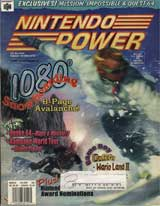 Nintendo Power Volume 106 1080 Snowboarding