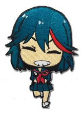 KILL la KILL: SD Ryuko School Uniform Patch