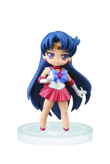 Sailor Moon Crystal Collectible Vol 1 Sailor Mars Figure