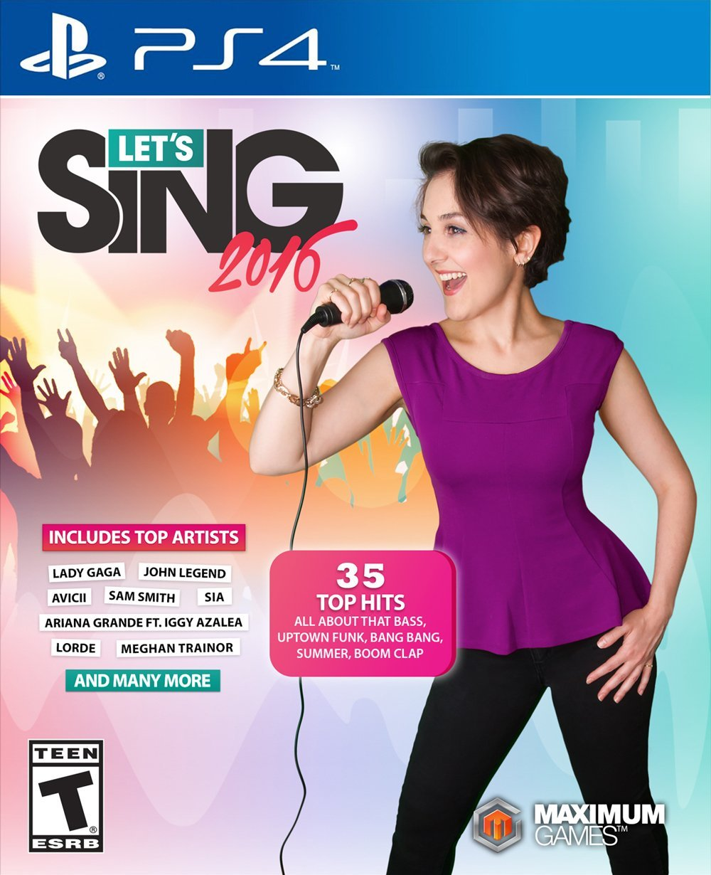 Let's Sing 2016 - Classic