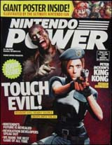 Nintendo Power Volume 200 Resident Evil: Deadly Silence