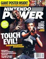 Nintendo Power Volume 200 Resident Evil: Deadly Silence