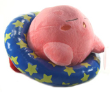 Kirby Summer Adventures Blue Inner Tube 6 Inch Plush