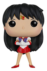 Pop Animation Sailor Moon Sailor Mars Vinyl Figure