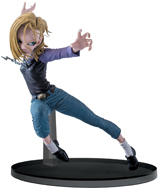 Dragon Ball Super Sculture Big Budokai Super Android 18 Figure