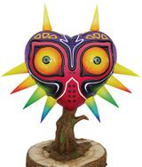 Legend of Zelda Majoras Mask Life Sized Majoras Mask Statue