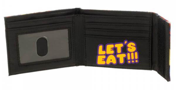 Five Nights At Freddys Bi Fold Wallet Open