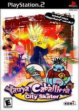 Yanya Caballista: City Skater