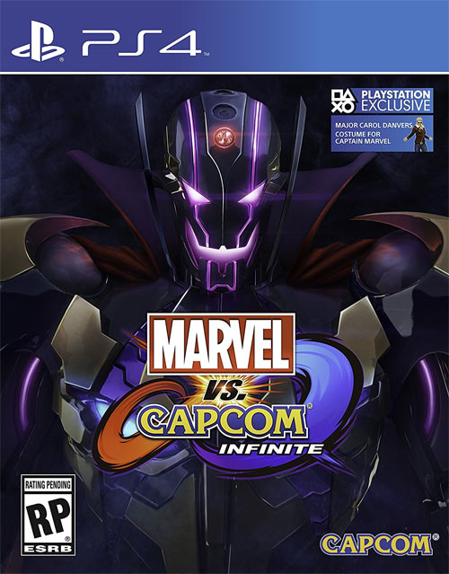 Marvel Vs. Capcom Infinite Deluxe Edition