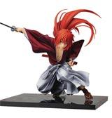 Rurouni Kenshin: Meiji Swordsman Kenshin Himura PVC Figure