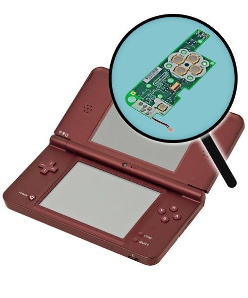 Nintendo DSi XL Repairs: Power Board Replacement Service
