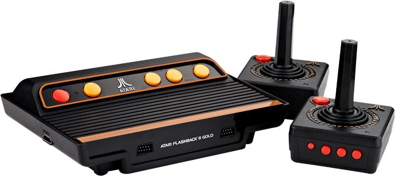 Atari Flashback 8 Gold Activition Edition all items