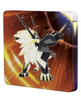 Pokemon Ultra Sun & Pokemon Ultra Moon Steelbook Dual Pack