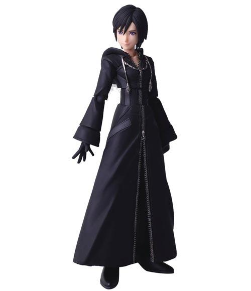Kingdom Hearts III Bring Arts Xion Action Figure