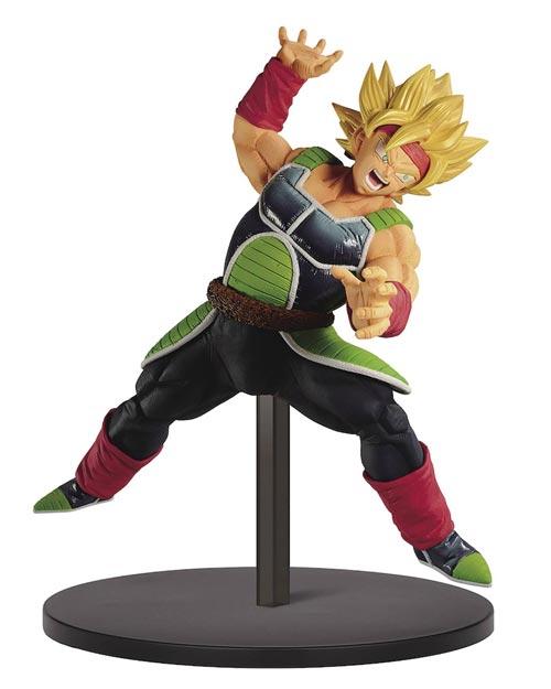 Dragon Ball Super: Chosenshiretsuden II V4 Super Saiyan Bardock Figure