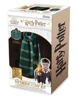 Harry Potter Slytherin Scarf Knit Kit