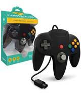 N64 Tomee Controller Black
