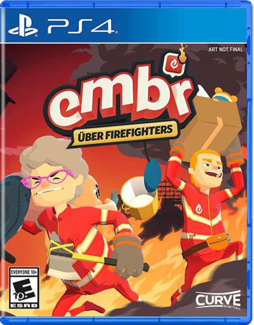 Embr: Uber Firefighters