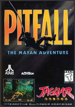 Pitfall: Mayan Adventure