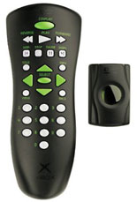 Xbox DVD Remote by Microsoft