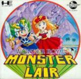 Wonder Boy III Monster Lair CD-Rom2