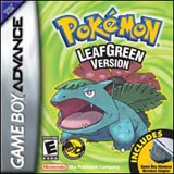 Pokemon: Leaf Green with Wireless Adapter