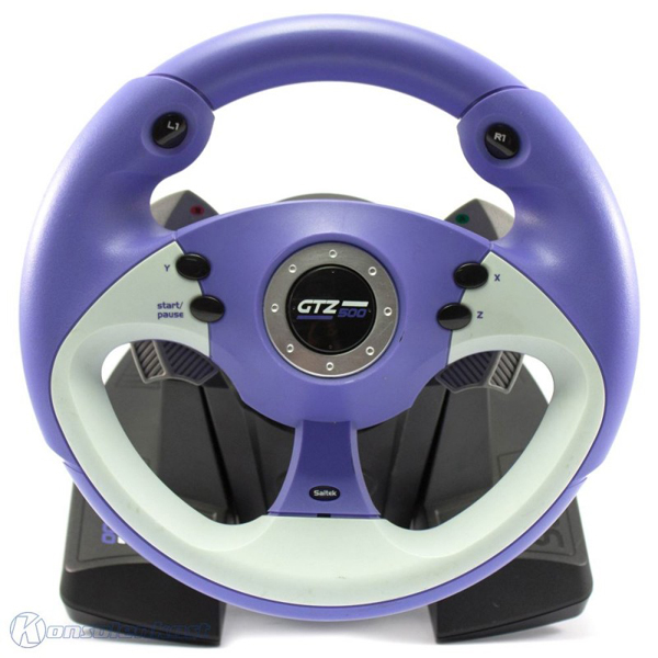 GameCube Racing Wheel