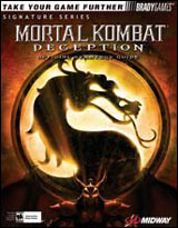 Mortal Kombat Deception Official Strategy Guide